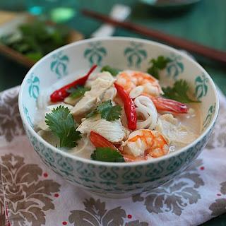 Grilled Coconut Chicken with Lemon Basil Recipe (Ayam Panggang Sulawesi)