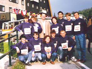 Photo: CSSR 1990. god.