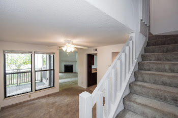 Go to Two Bed, 2.5 Bath Townhouse Floorplan page.