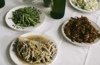 Photo: 11179 揚州~南京/列車/食堂車/料理