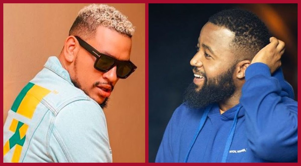 AKA hits back at Cassper's claim he is scared to fight him in the ring - TimesLIVE