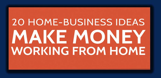 20 HomeBusiness Ideas Make Money Working From Home