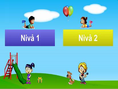 Svenska barnspel gratis