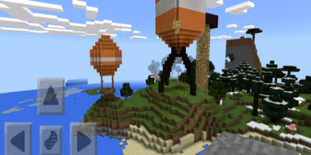 World adventure map for minecraft pe android apps on google play world adventure map for minecraft pe screenshot thumbnail gumiabroncs Choice Image