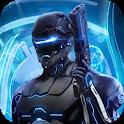 Police Robot Theme icon