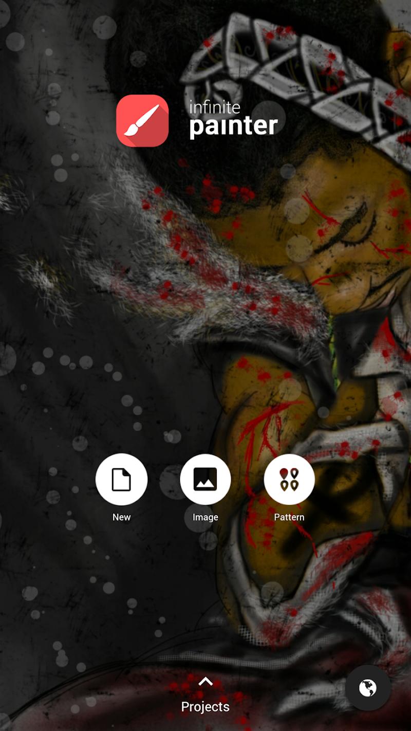 Infinite Painter Screenshot 1