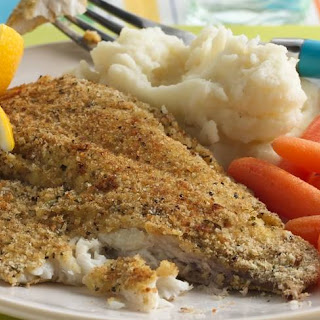 Crispy Breaded Baked Fish Recipes