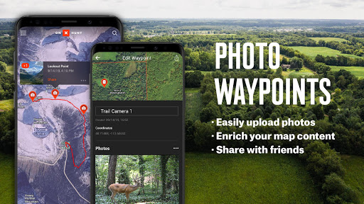 onX Hunt: Hunting Maps, Offline GPS/Nav & Weather screenshots 3