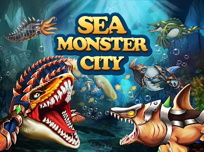 Sea Monster City Mod Apk 12.71 (Unlimited Currency) 1