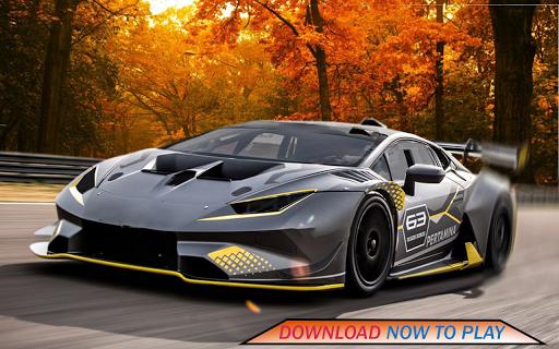 Extreme Lamborghini Sim 2: Car racing game 1.0 screenshots 1