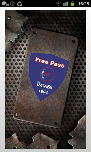 Free Pass Deyabu