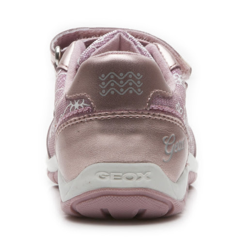 Thumbnail images of Geox Shaax Floral Trainer