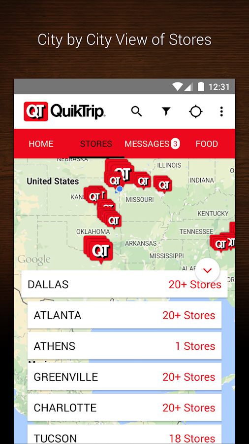 3 verified QuikTrip coupons and promo codes as of Dec 2. Popular now: Join QT Connect to take Surveys for Coupons and Other Incentives. Trust conbihaulase.cf for Food savings%(30).