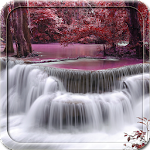 Real Waterfall Live Wallpaper Icon