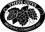 Logo for These Guys Brewing Company