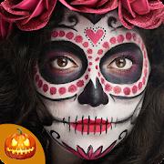 Halloween Montage Photo Maker