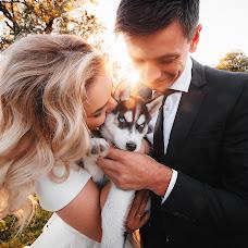 Wedding photographer Volodimir Kovalishin (nla6ep). Photo of 06.11.2018