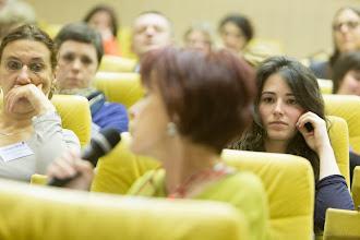 Photo: L'audience, lors d'un échange de questions-réponses- Photo Olivier Ezratty