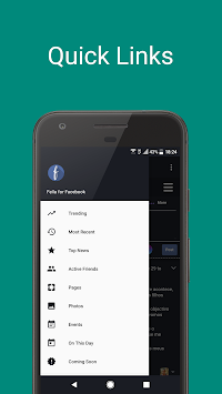 Fella for Facebook (Beta) APK screenshot thumbnail 4