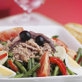 Classic Tuna Nicoise.