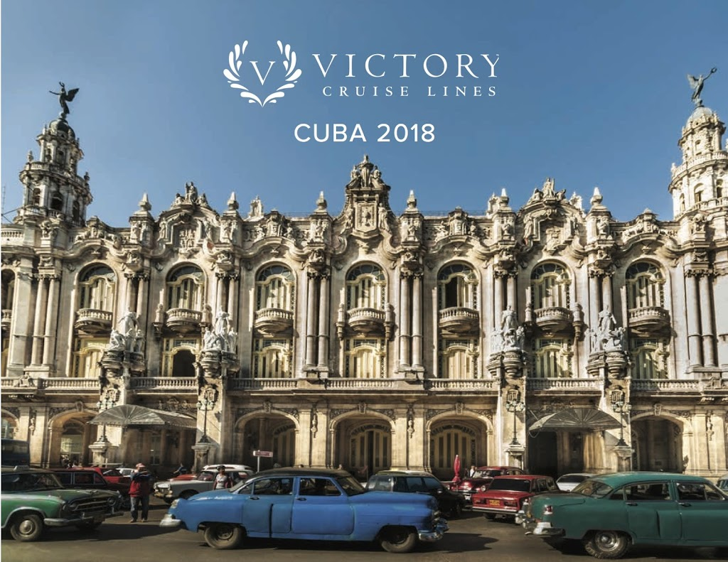 Victory Cruise Lines 2018 Cuba Cruise Brochure