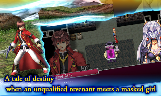 RPG Revenant Dogma [Premium] v1 1 2g Apk (Full) (Mod Money) for
