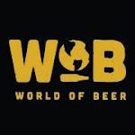 Logo for World of Beer - Evanston