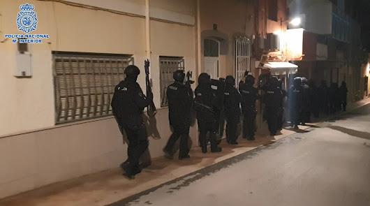 La huella del yihadismo en  la provincia de Almería