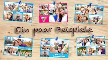 Screenshot of Holiday Postcards-Postcard App