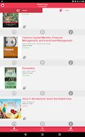 Screenshot of OneClickdigital