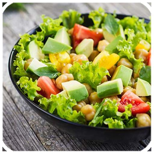 Nahrhafte Salate zur Gewichtsreduktion