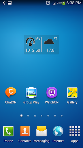 Barometer Plus 4.0.2 screenshots 4