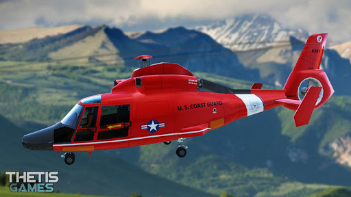 Helicopter Simulator SimCopter 2018 Free 1.0.3 screenshots 5