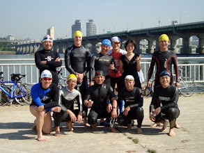 Photo: Bundang Triathlon Club 2009 - South Korea