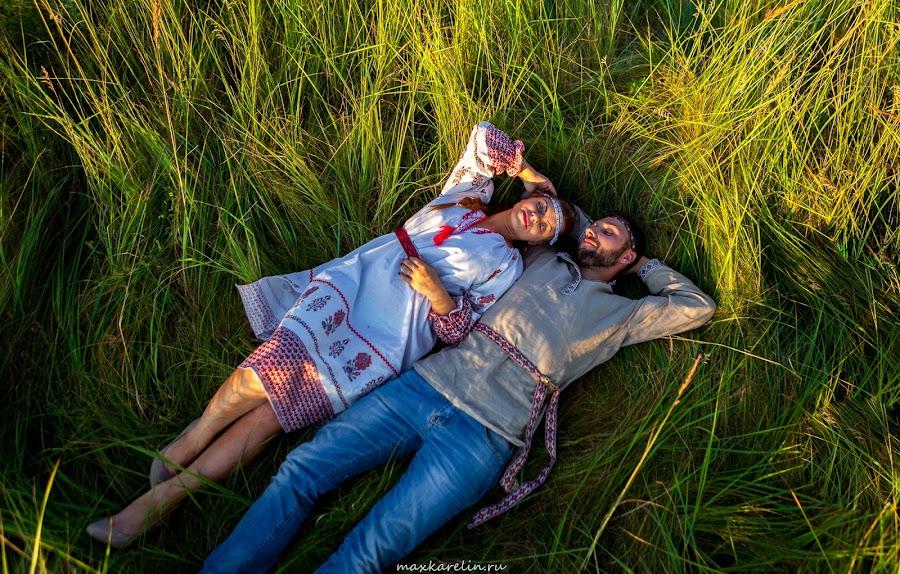Свадебный фотограф Максим Карелин (MaximKarelin). Фотография от 13.10.2017