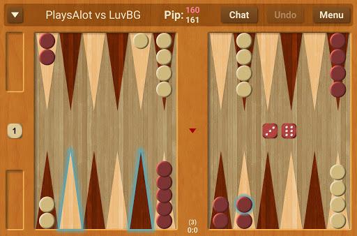 Backgammon NJ Online 1.2 screenshots 2