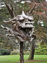 Photo: Circle of Animals, Zodiac Heads, Ai Weiwei