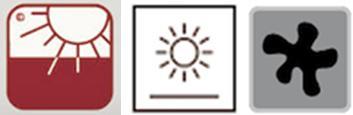 Условные обозначения на упаковке напольного покрытия. Светостойкость