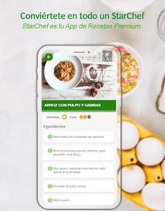 StarChef – Recetas Premium de Cocina en Español 8