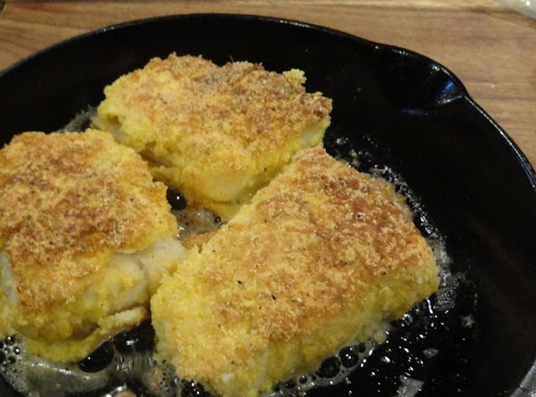 Heat the oil in a large cast iron skillet, or any oven-proof skillet. ...