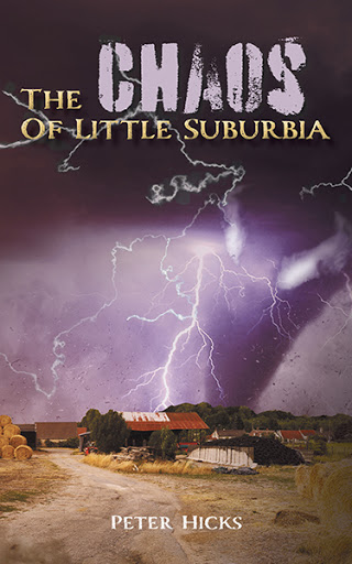 The Chaos Of Little Suburbia cover