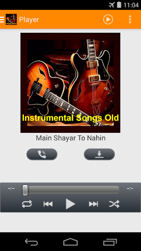 Instrumental Songs Old for PC