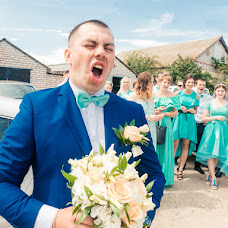 Wedding photographer Evgeniy Semenov (SemenovSV). Photo of 21.08.2017