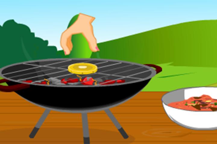 android Girls Cooking-Burger Screenshot 6
