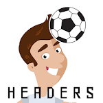 HEADERS - The Football / Soccer Heading Game Icon