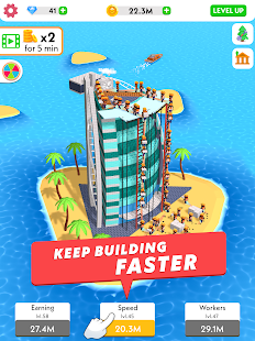 Game Idle Construction 3D APK for Windows Phone