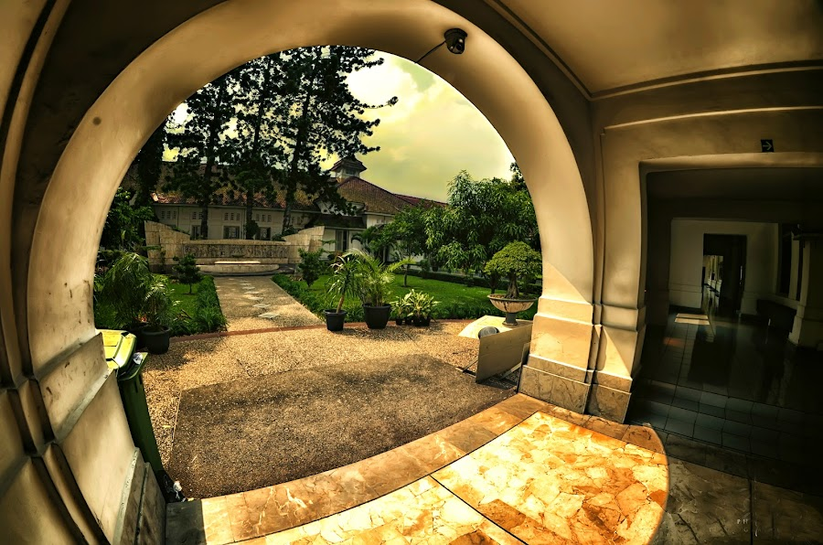 hole to the park by Imam Zanuar Hadiansyah - Buildings & Architecture Other Exteriors