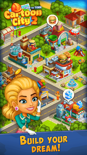 Android için Cartoon City 2 PRO Oyunlar screenshot