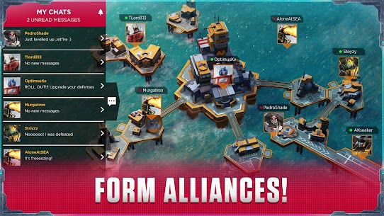 Transformers: Earth Wars Beta  Apk Download For Android and Iphone 5