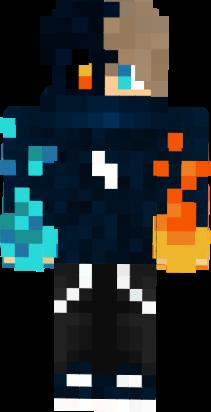 Minecraft Wallpaper 3d Herobrine Http Www Minecraftskins Com 3d Bigcombine Skin